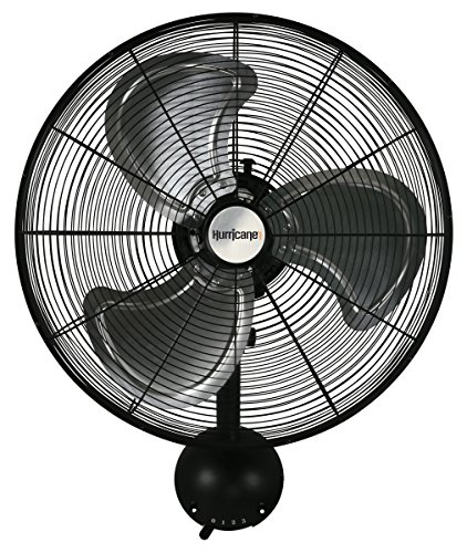 Hurricane Wall Mount Fan 20""