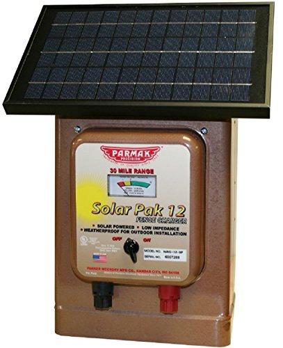 Parmak Magnum Solar-Pak 12