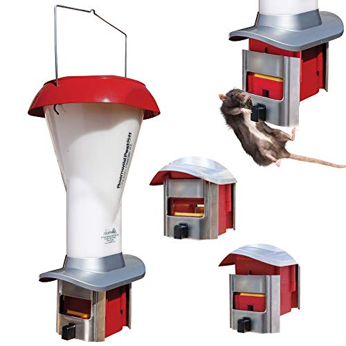 ​​​​PestOff Rat-Proof Feeder Kit