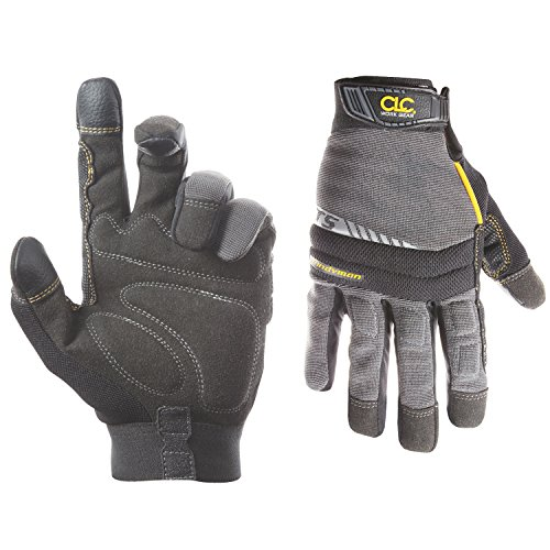 CLC Custom Leathercraft 125M Flex Grip Work Gloves