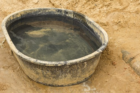 Rubber Water Bucket for Livestock